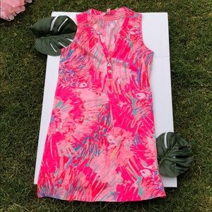 New with tags - Lily Pulitzer hot pink dress.